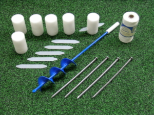 Safemark Athletic Field Striping Layout Kit