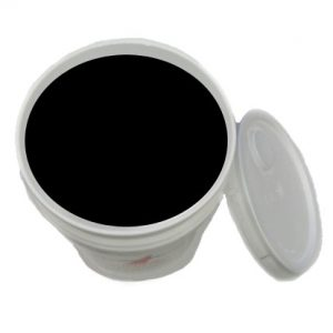 Black 5 Gallon Synthetic Turf Striping Paint