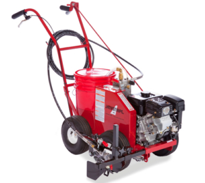 Parking Lot Striping and Athletic Field Line Marking Machine 1013