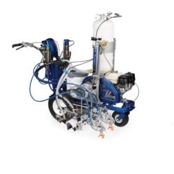 LineLazer 200HS Semi Automatichydraulic striper