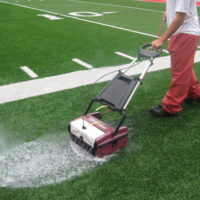 Port-A-Scrub Synthetic Turf Paint Remover