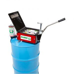 AeroVent aerosol can disposal System 02