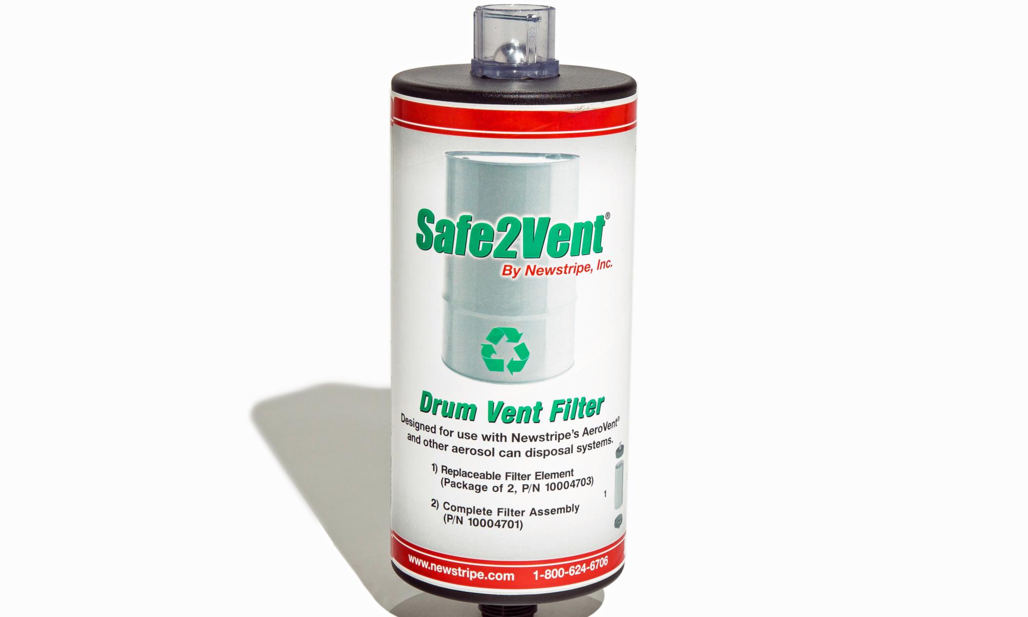 Safe2Vent Filter Assembly
