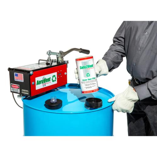 Safe2Vent Aerosol Can Disposal Drum Filter 01