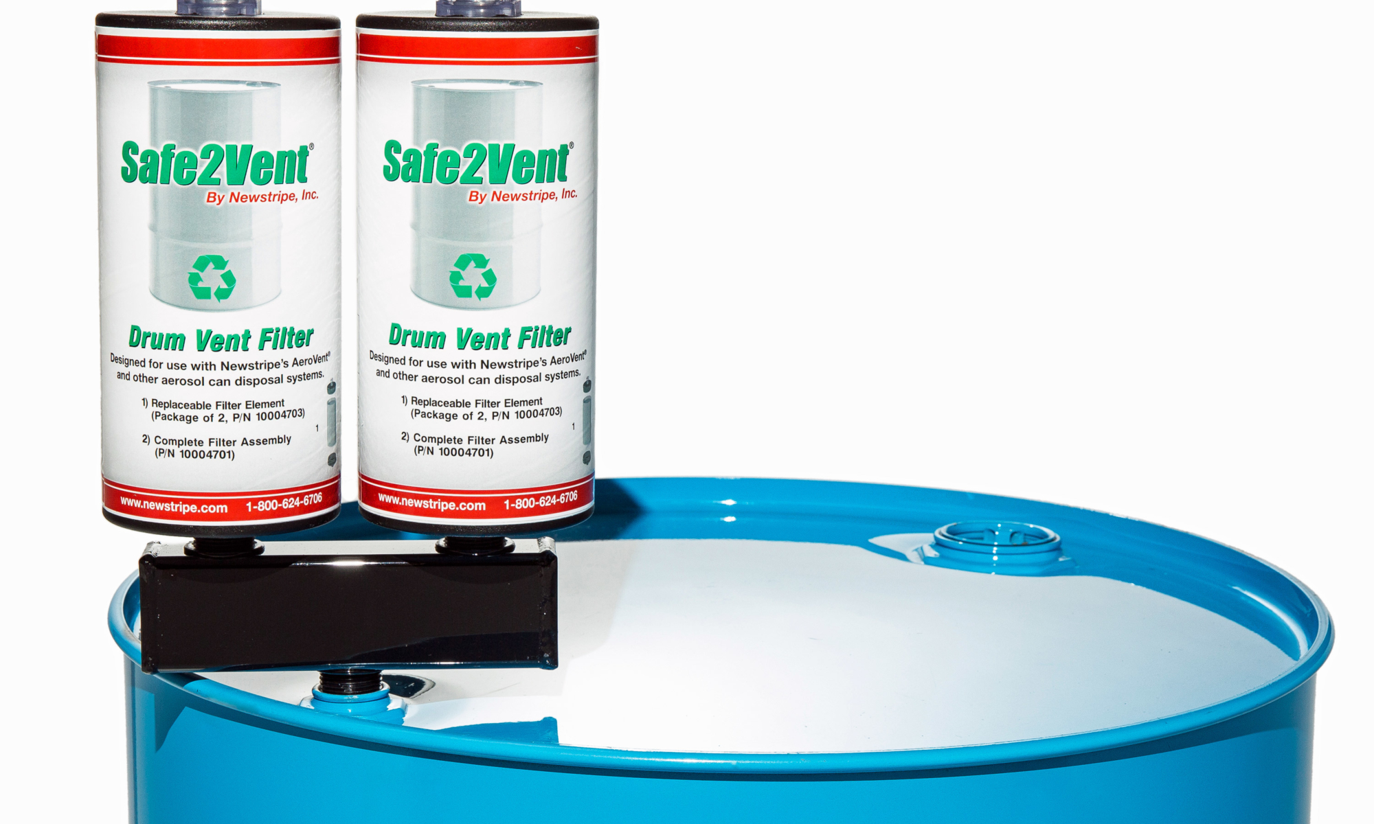 Safe2Vent Dual Filter Assembly