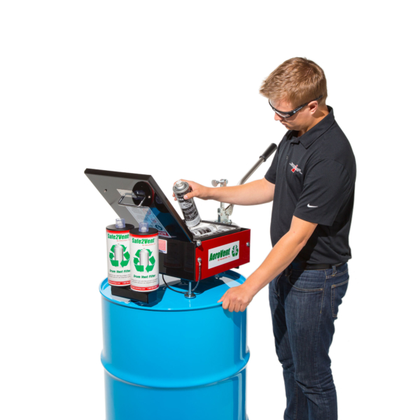 Aerosol Can Disposal System Aerosol Can Recycling