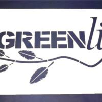 Custom Logo Stencil