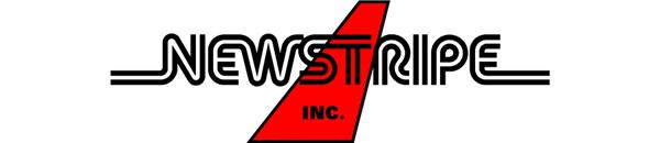 Newstripe email header logo