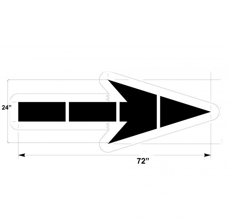 Federal Straight Arrow