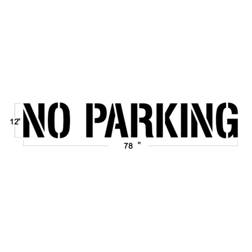 """Our Parking Lot Starter Kit is perfect for an apartment complex, office buildings, or those starting in the striping business. You get the most popular parking lot stencils in one economical bundle! Each parking lot stencil kit is made of our durable PolyTough™ material which is easy to clean and can be used over and over. Choose between our professional grade 1/8"""" (125 mil) with a lifetime guarantee, or the light-duty 1/16"""" designed for occasional use. <strong>Parking Lot Striping Stencil Kit includes: </strong> <ul> <li>(1) large handicap symbol,</li> <li>(1) 3-piece arrow set</li> <li>(1) 12"""" NO PARKING</li> <li>(1) 12"""" FIRE LANE</li> <li>(1) 4"""" RESERVED</li> <li>(1) 4"""" VISITOR.</li> </ul>"""