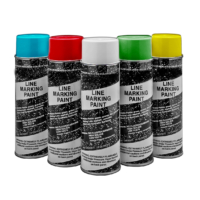 Aerosol Traffic and Field Striping Paint