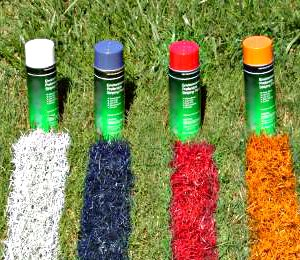 water based aerosol paint cans