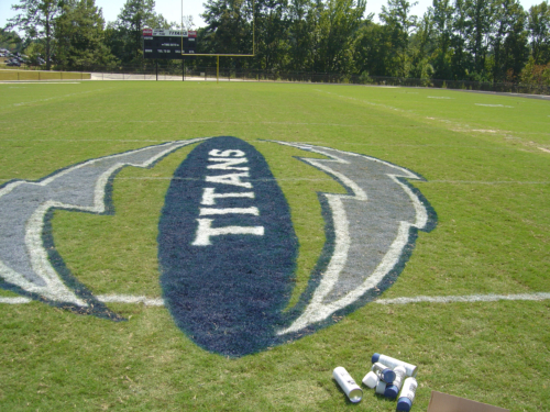 """Newstripe's aerosol field paint is used for marking parking lots, stencils, synthetic turf, and football, baseball, softball, and soccer athletic fields. Plus it is thesafest aerosol paint for marking on golf courses! The water-based formulawill not hurt, turn brown or kill any type of natural grass. Aerosol cans will spray sharp, bright lines that will maintain good visibility. Economical, environmentally safe, and non-clogging. <ul> <li>Convenient, easy setupandcleanup</li> <li>Use as out of bounds, drop zone markings on Golf Courses.</li> <li>Safe for use on all varieties of Natural Grass.</li> <li>Sprays an adjustable 2to 4 inch wide Line Stripe.</li> <li>Universal """" T """" tip fits most machines including our<a href=""""https://www.newstripe.com/product/newaero_aerosol_field_paint_striper"""">NewAero</a> and <a href=""""https://www.newstripe.com/product/hand_wand"""">hand-held paint striper</a></li> </ul> If a more durable paint is needed we offer our solvent -based aerosol paint. Case of 12; 18 oz aerosol field paint cans. Coverage up to 250 feet per can. <strong>Our water-based striping paint is not available for shipping to HI, AK and PR</strong>"""