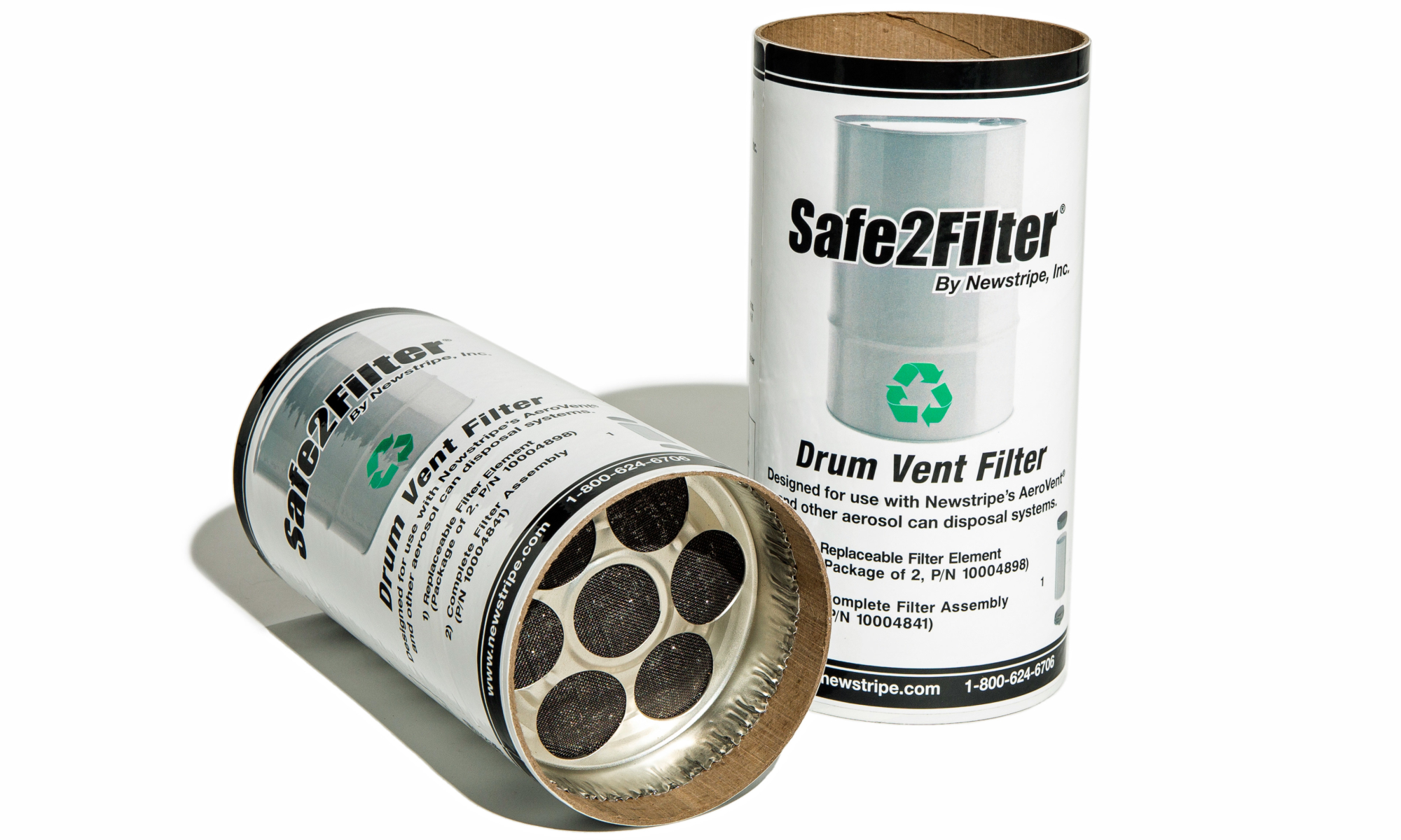 safe2filter replacement cartridge