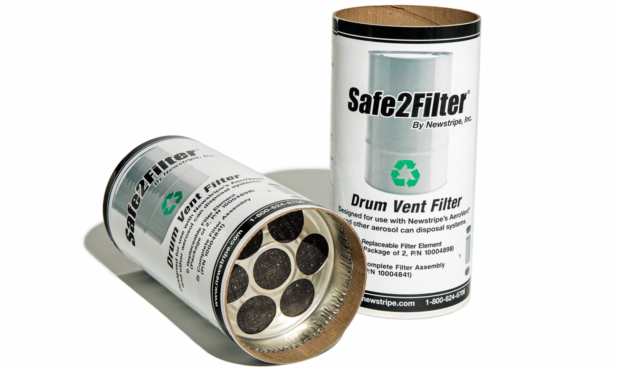 safe2filter replacement cartridge