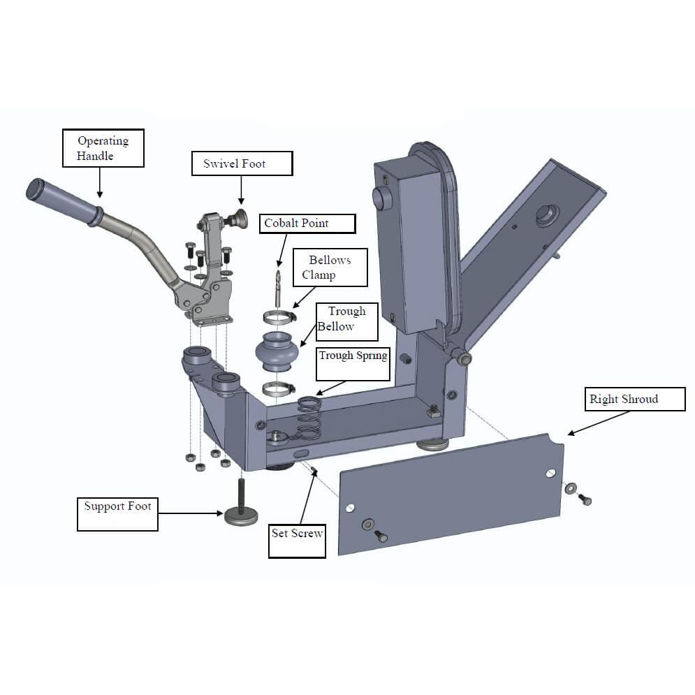 Aerovent Parts