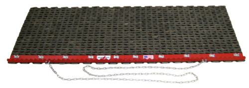 """The <strong>6 Foot </strong><b>Drag Lite<span style=""""````font-size: ``;""""><sup>™</sup></span> Infield Drag Mat</b>features<b>:</b> <strong>Hand Pulled -</strong> No heavy equipment needed as the infield drag is easily hand pulled with a unique adjustable scarifying blade that breaks up hard packed surfaces. G<strong>rooms the Infield Surfaces - </strong>The attached drag mat grooms the infield surface to a """"Ready to Play"""" condition."""